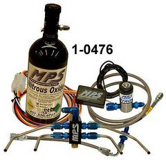 MPS Spyder Dry Nitrous Kit with 2 lb Bottle
