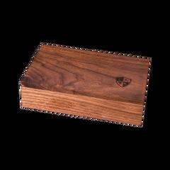 Solid Walnut Wood Game Box