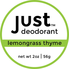 Deodorant Lemongrass Thyme