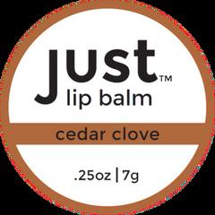 Lip Balm Cedar Clove