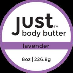Body Butter Lavender