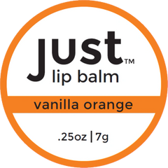 Lip Balm Vanilla Orange