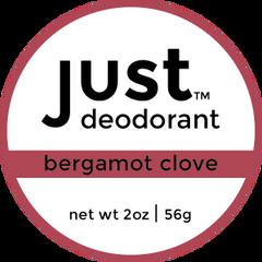 Deodorant Bergamot Clove