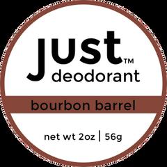 Deodorant Bourbon Barrel