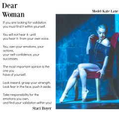 Dear Woman Validation