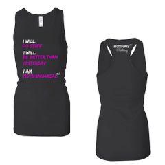 Ladies Tank - DO STUFF