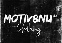 Motiv8nU Clothing AVAILABLE NOW!
