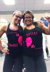Swole Sisters Tank Pair