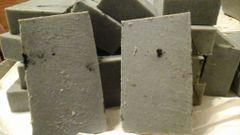 Charcoal of the Sea natural handmade soap