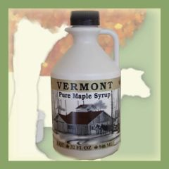 1/2 Gallon Pure Vermont Maple Syrup