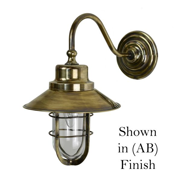 (448W) WHEELHOUSE WALL LAMP