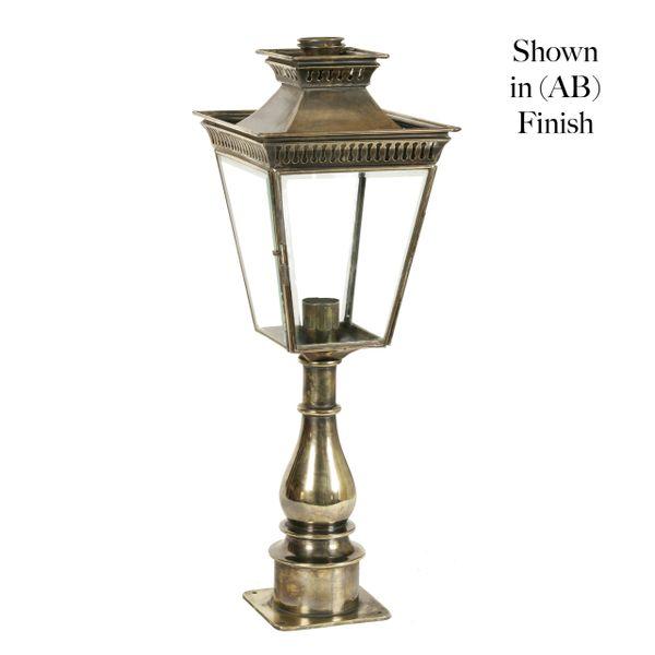 Christmas Lights Shop Charnock Richard: (491P) PAGODA PILLAR LAMP (TALL)