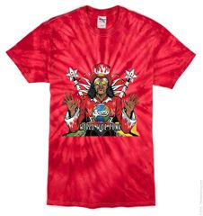 Official World Wide Funk Tee