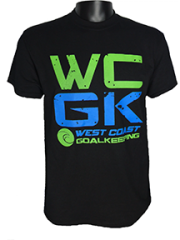 West Coast Goalkeeping Tshirts