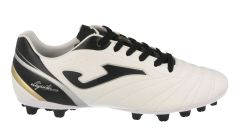Joma Aguila 601 White-Black Multi-Stud