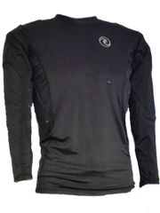 West Coast Padded Long Sleeve Compression