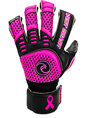 West Coast Goalkeeping LAGUNA ROWE-PRO PINK FOR A CURE!
