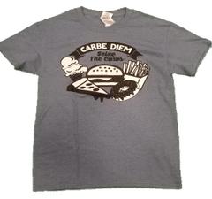 SoccerGrlProbs Tshirt Carbe Diem