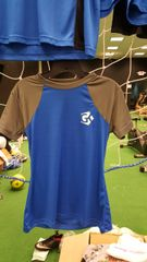 GK Womens Cut Jersey and Shorts