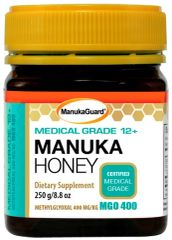 MANUKAGUARD HONEY MEDICAL GRADE 12+