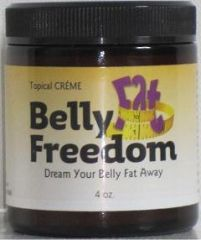BELLY FAT FREEDOM ™ CREME
