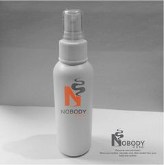 120 ML Refill of Nobody-Nose Organic Odor Eliminator Crowdfunding DISCOUNT