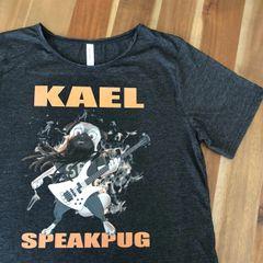 Chris Kael Pug Limited Edition (Raw Neck)