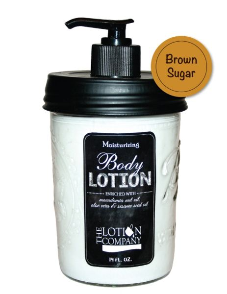 Brown Sugar Ball Jar (14 oz)
