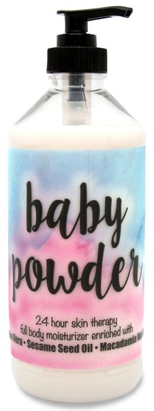 Baby Powder (16 oz)