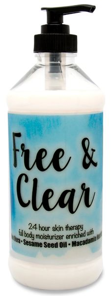 Free and Clear (16 oz)