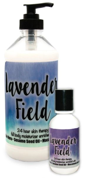 Lavender Field (Combo Pack)