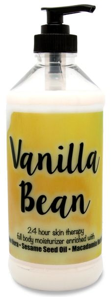 Vanilla Bean (16 oz)
