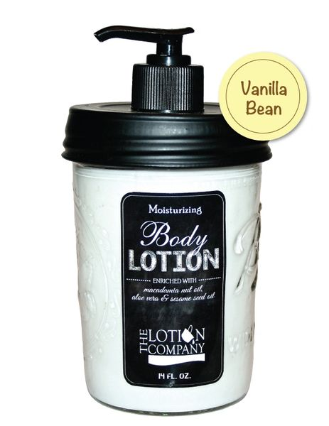 Vanilla Bean Ball Jar (14 oz)