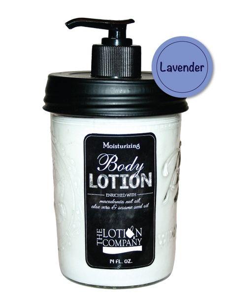 Lavender Field Ball Jar (14 oz)