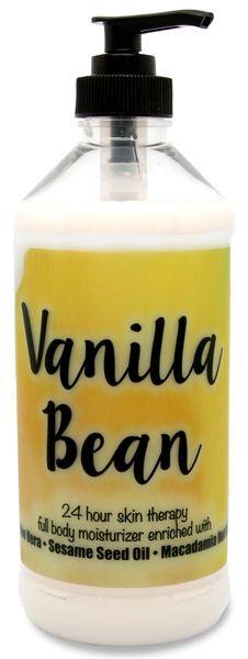 Vanilla Bean (8 oz)