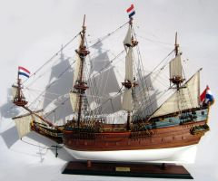 Batavia Dutch pronunciation Tall Ship Model 37""