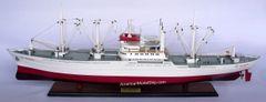 "MS Cap San Diego Cargo Ship Model 42"""