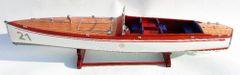 "Charles D. Mower Number Boat 21 Model Ship 33"""