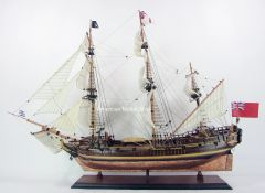 Whydah Gally Tall Ship 35""