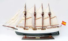 JUAN SEBASTIAN de ELCANO Model Tall Ship 36""