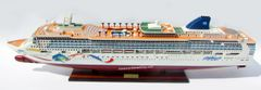 NORWEGIAN Dawn Dolphin Artwork Cruise Ship 40""