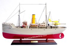 SS AURORA Ship Model 23""