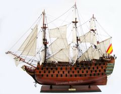 SANTA ANA Tall Ship 36""