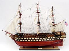 USS North Carolina Model Tall Ship 37''