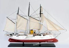 "Russian Gunboat Korietz Model 34"""