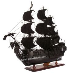 Black Pearl Caribbean Pirate Tall Ship 27""