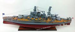 USS PENNSYLVANIA (BB-38) Battleship Scale 1:200
