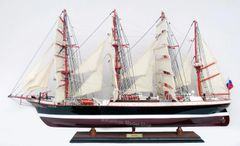 Sedov Russian 4 masted Steel Barque 1921
