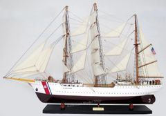 US Coast Guard Eagle Tall Ship Assembled 37""