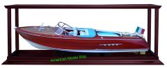 """Display Case Self-assemble Ship included Acrylic for Speed Boats 30"""" - 35"""""""